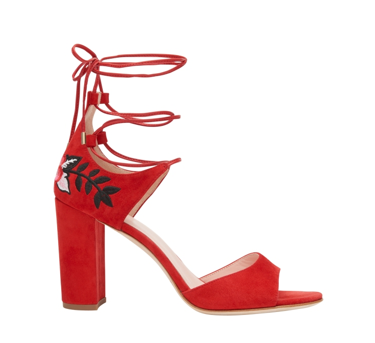 Embroidered_TieUp_Heel_Red