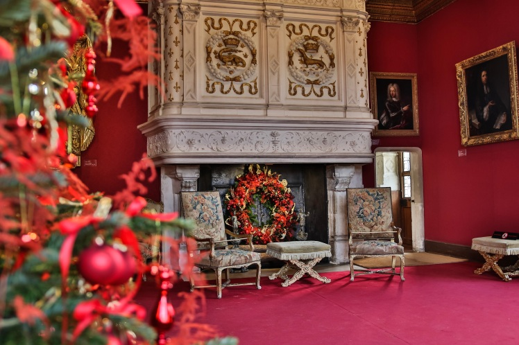 Decoraciones florales de Navidad®julien boulanger
